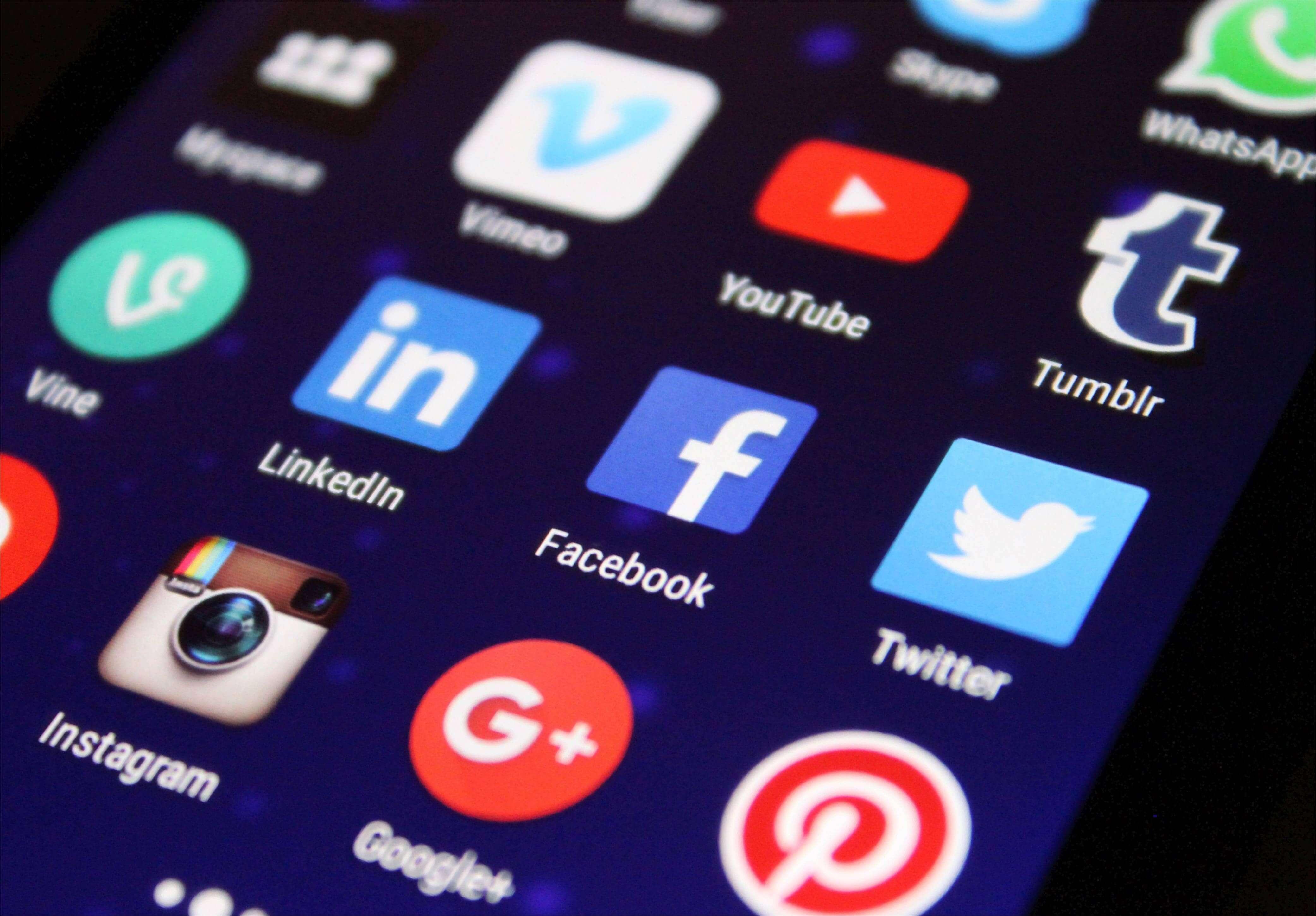 Σεμιναριο Social Media
