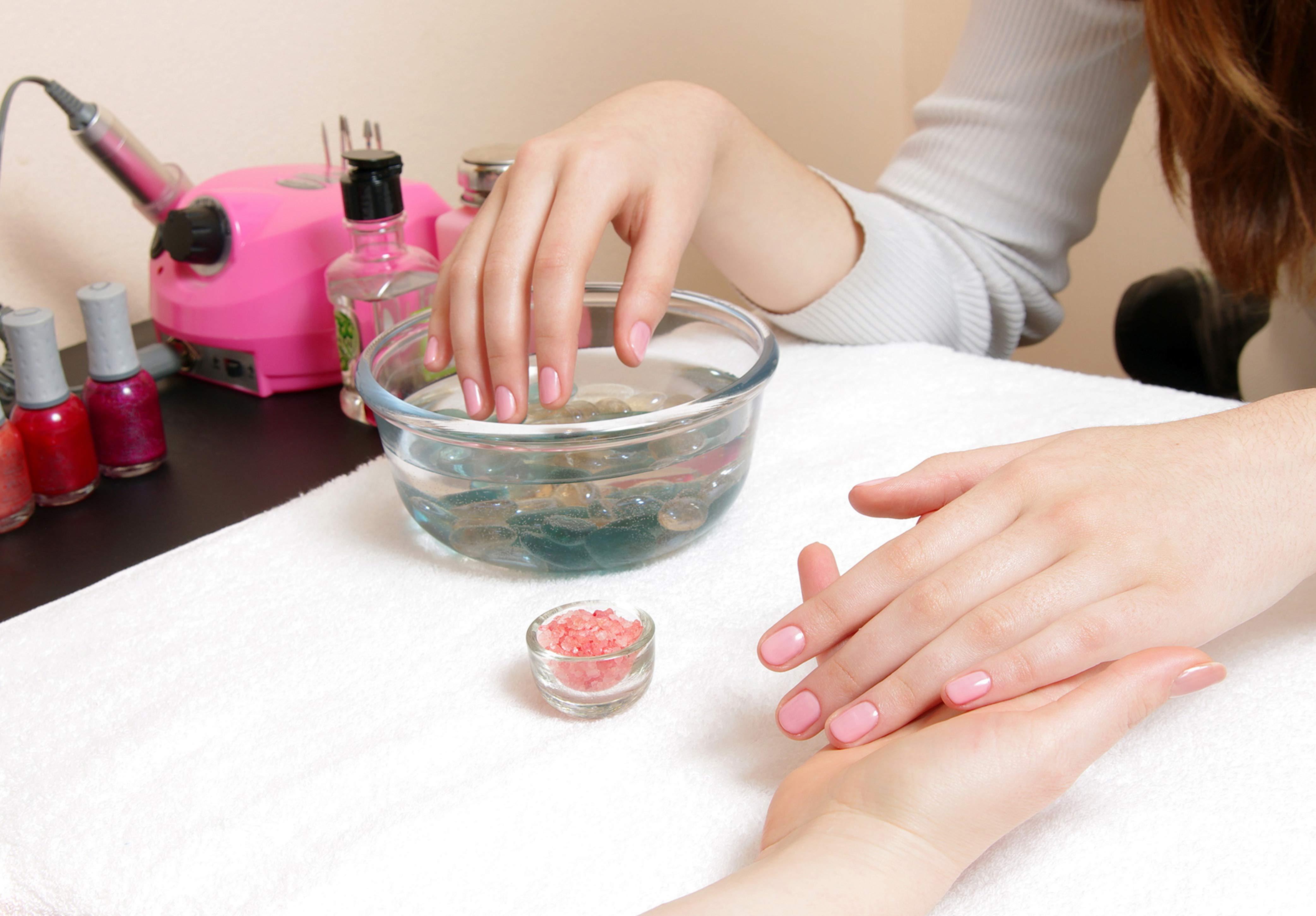σεμιναριο nail art
