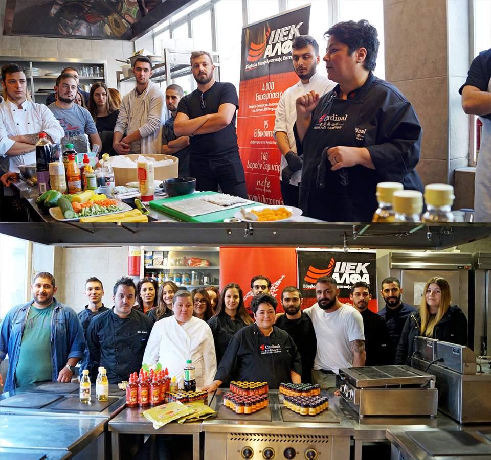 Executive Diploma in Culinary Arts